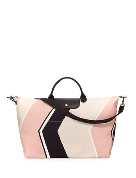 Le Pliage Neo Geo Travel Bag by Neiman Marcus
