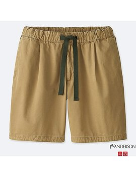 Men Jwa Relaxed Chino Shorts by Uniqlo