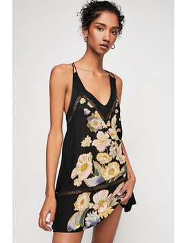 Willow Printed Mini Dress by Free People