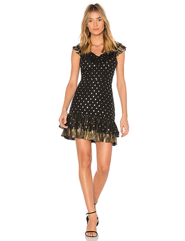 Gina Combo Dress by Devlin