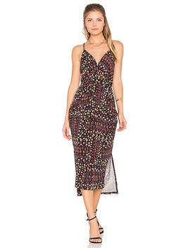Draped Midi Dress by Bcb Generation