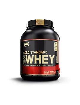Optimum Nutrition Gold Standard 100 Percents Whey Protein Powder, Chocolate Malt, 5 Pound by Optimum Nutrition