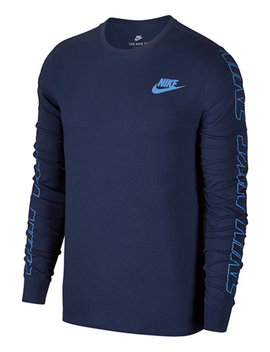 Men's Av15 Logo Sleeve T Shirt by Nike