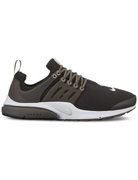 Men's Air Presto Essential Running Sneakers From Finish Line by Nike