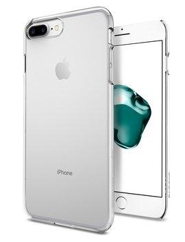 Spigen Thin Fit I Phone 8 Plus / I Phone 7 Plus Case With Light But Durable Premium Slim Clear Hard Pc For Apple I Phone 8 Plus (2017) / I Phone 7 Plus (2016)   Crystal Clear by Spigen