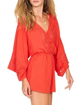Babe Alert Romper by Amuse Society