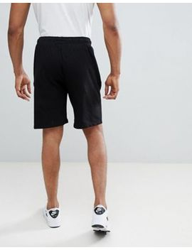 Boohoo Man Activewear Jersey Shorts In Black by Boohoo Man