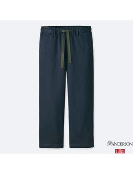 Men Jwa Relaxed Chino Flat Front Pants by Uniqlo