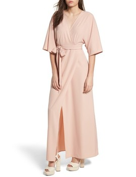 Kimono Maxi Dress by Leith