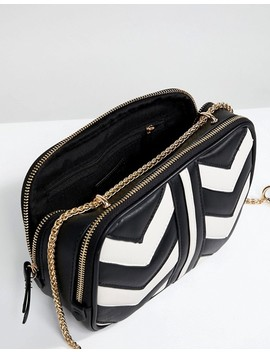 Accessorize Miranda Quilted Cross Body Bag by Accessorize