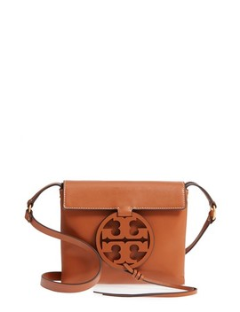 Miller Leather Crossbody Bag by Tory Burch