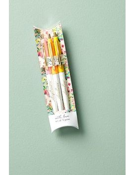 Wild At Heart Pen Set by Barbarian By Barbra Ignatiev