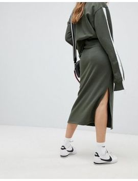Stylenanda Popper Skirt by Stylenanda