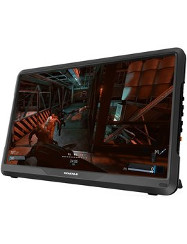 """Gaems M155 15.5"""" Hd Led Performance Portable Gaming Monitor For Ps4, Xbox One, And Other Consoles (Console Not Included) by Gaems"""