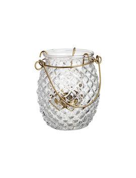 Teelichthalter Aus Glas by H&M