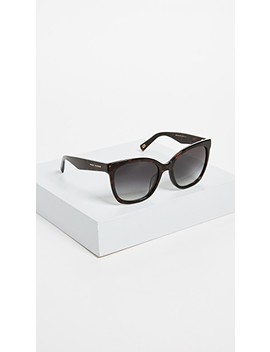 Square Framed Sunglasses by Marc Jacobs