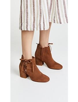 Zataro Block Heel Ankle Boots by Hudson London