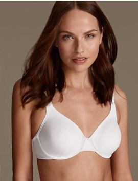 2 Pack Non Padded Underwired Full Cup Bras by Marks & Spencer