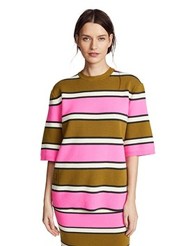 Cashmere Crew Neck Sweater by Marc Jacobs