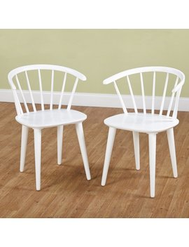 Florence Dining Chair, Set Of 2 by Generic