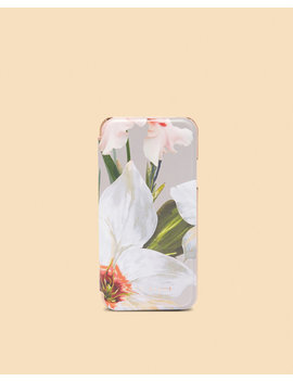 Chatsworth Bloom I Phone X Book Case by Ted Baker