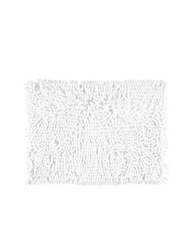Microfiber Popcorn Knit Bathmat by Forever 21