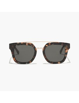 Lexington Top Bar Sunglasses by Madewell