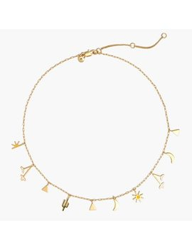 Desert Charm Necklace by Madewell