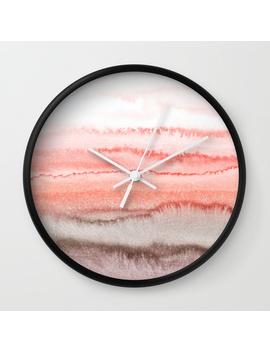 Wall Clock by Monika Strigel