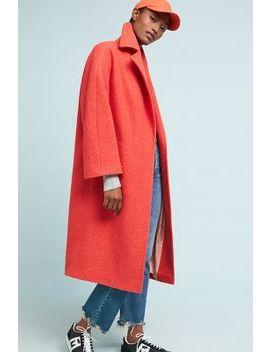 Betty Boucle Coat by Helene Berman London