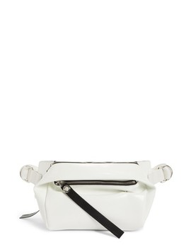 Pswl Faux Leather Fanny Pack by Proenza Schouler