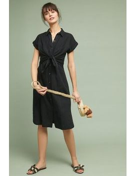 Elspeth Linen Shirtdress by Maeve