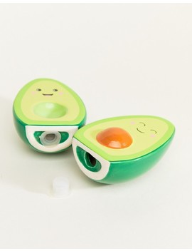 Sass & Belle Avocado Salt And Pepper Shakers by Sass & Belle