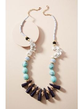 Oahu Necklace by Anthropologie
