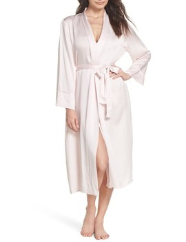 Silk Robe by Papinelle