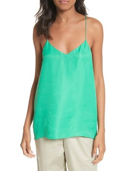 Racerback Camisole by Tibi