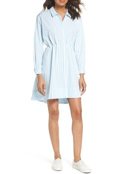 Smithson Stripe Shirtdress by French Connection