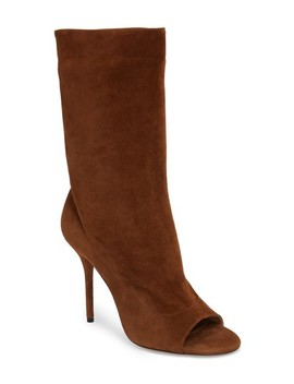 Touché Open Toe Boot by Aquazzura
