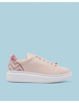 Platform Sole Printed Trainers by Ted Baker