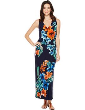 Celena Blooms Sleeveless Maxi Dress by Tommy Bahama