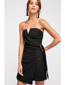 Some Nights Mini Dress by Free People