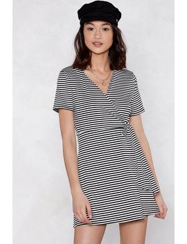 My Stripe Of Gal Mini Dress by Nasty Gal