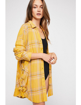 Nordic Day Buttondown Top by Free People
