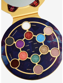 Her Universe Marvel Avengers: Infinity War Infinity Eyeshadow Collection by Hot Topic