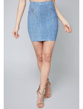 Grace Bandage Skirt by Bebe