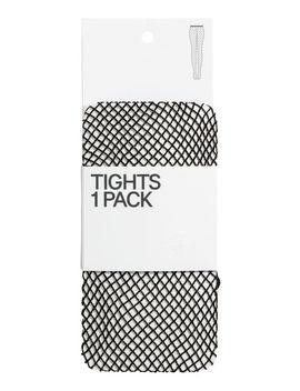 Glitzernde Netzstrumpfhose by H&M