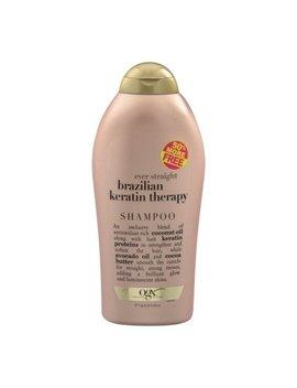 Ogx Ever Straight Brazilian Keratin Therapy Shampoo, 19.5 Fl Oz by Ogx