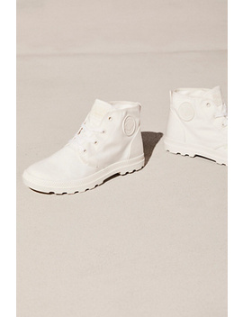 Pampa Free Canvas Lace Up Boot by Free People