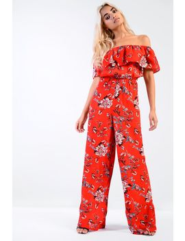 **Bardot Jumpsuit By Glamorous by Topshop