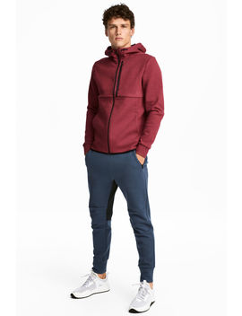 Sportjoggers Aus Jersey by H&M